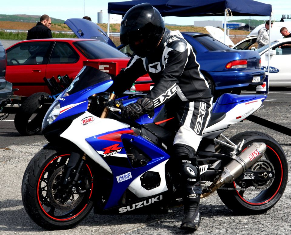 2007  Suzuki GSX-R  picture, mods, upgrades