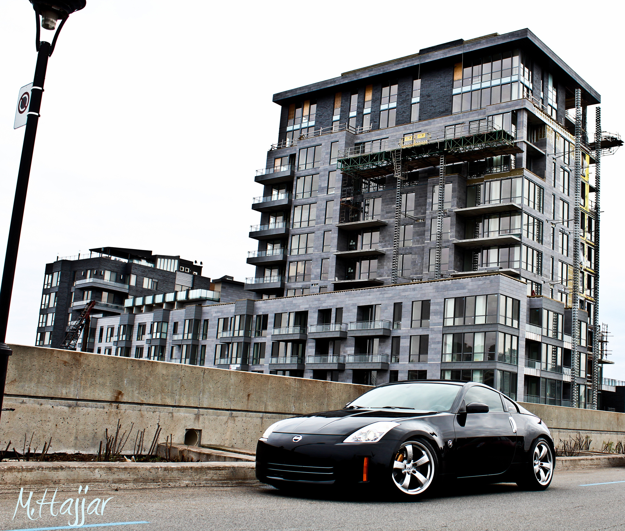Black 2006 Nissan 350Z Grand Touring