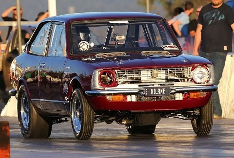 1971 metalic rasberry Toyota Corolla ke20 picture, mods, upgrades