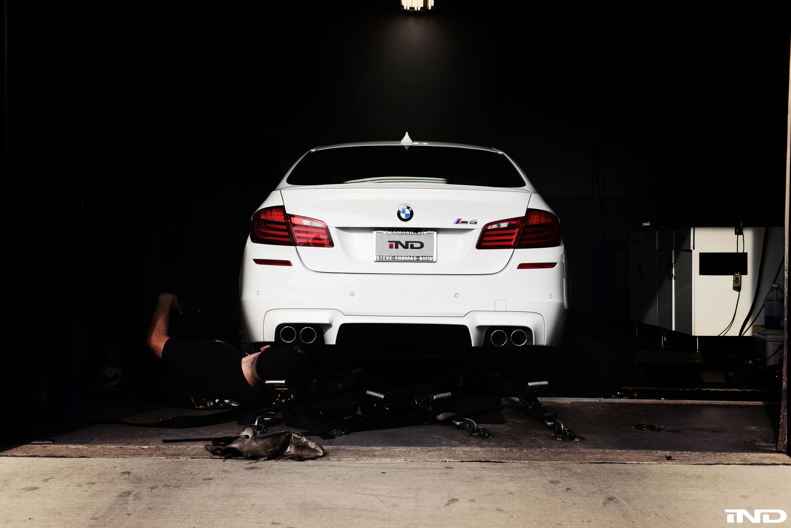 2013  BMW M5 F10 Twin Turbo picture, mods, upgrades