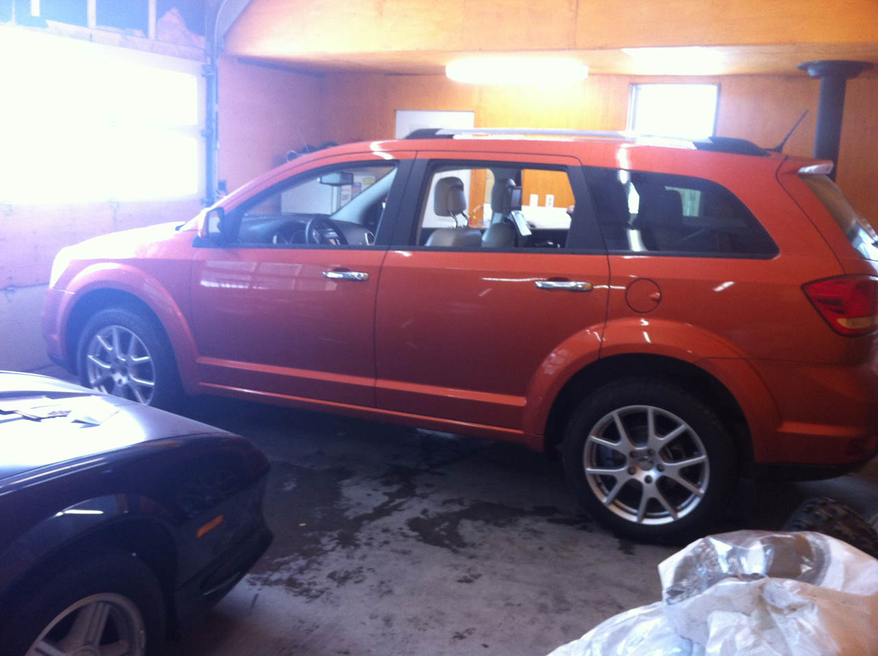 2011  Dodge Journey R/T picture, mods, upgrades