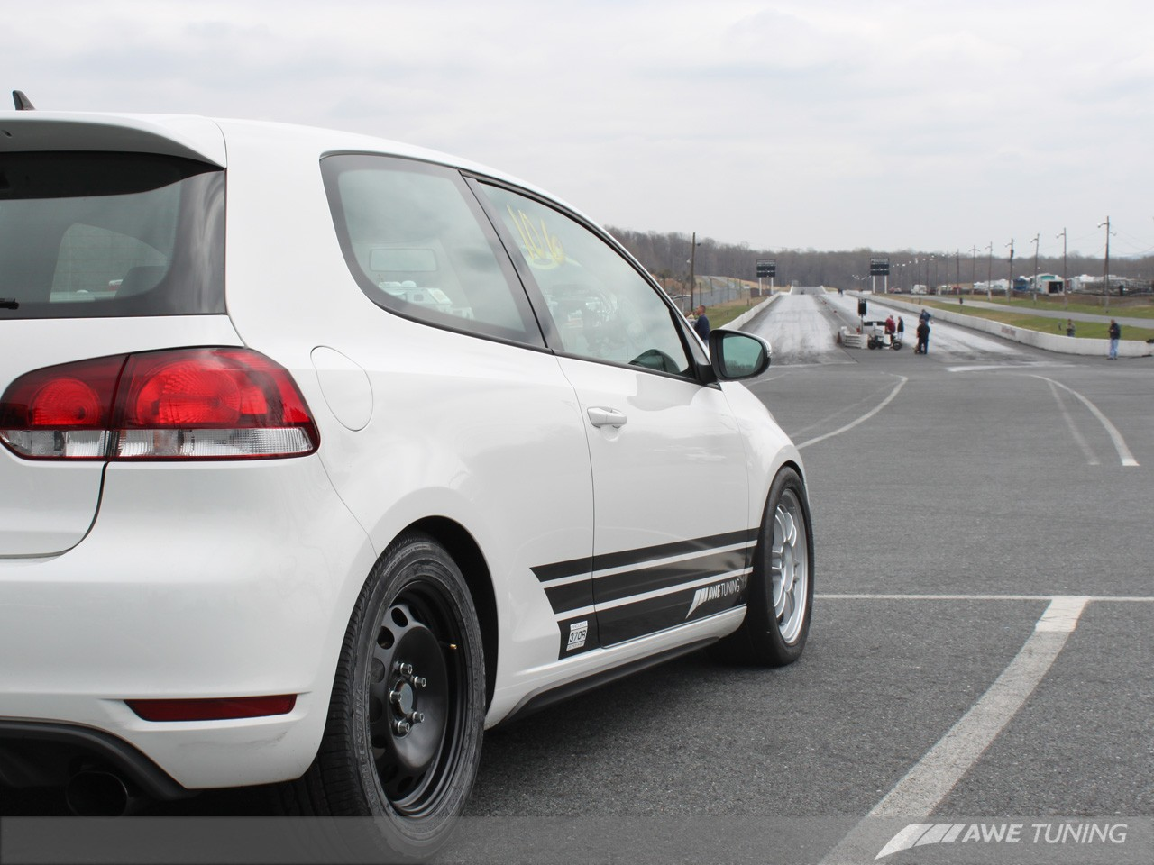 2010  Volkswagen GTI AWE/GIAC K04 picture, mods, upgrades