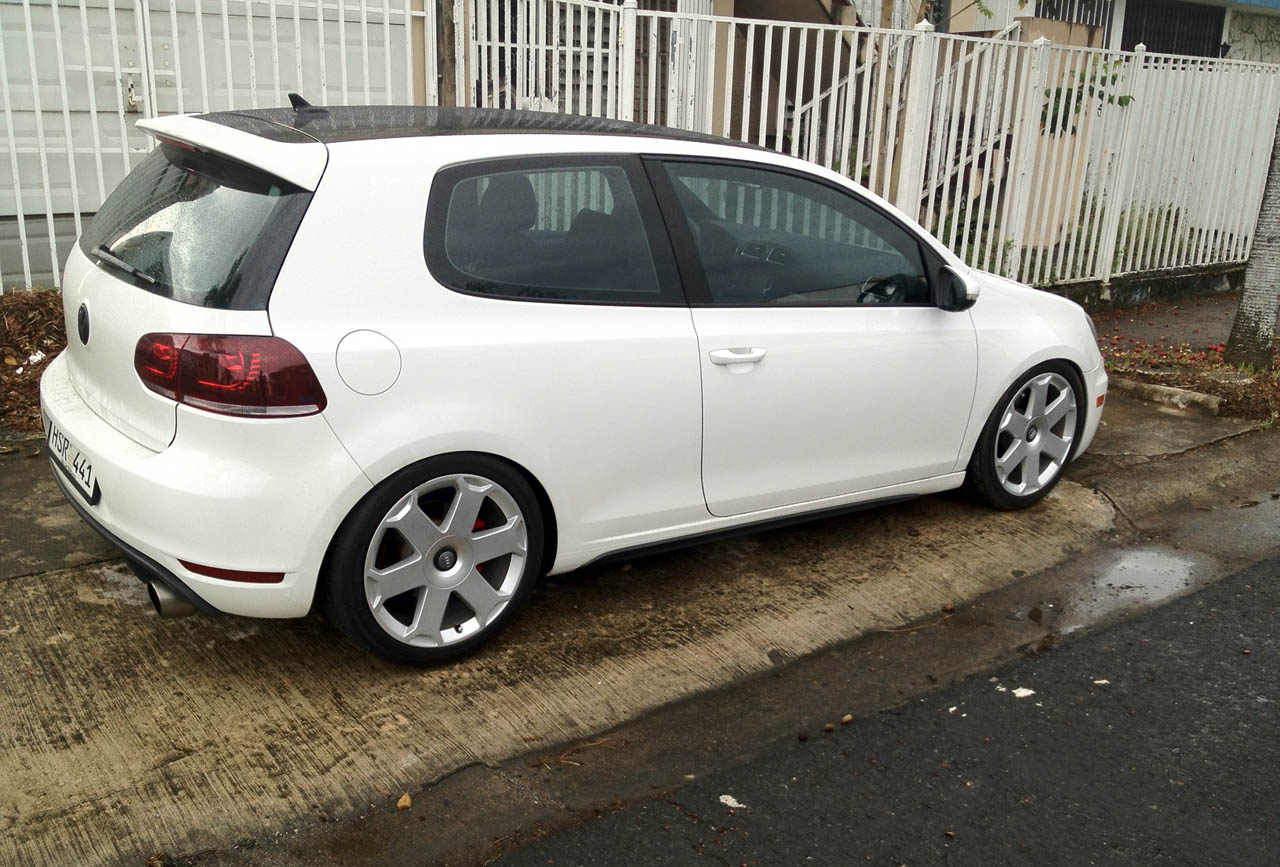 2010 white Volkswagen GTI mk6 Pictures, Mods, Upgrades, Wallpaper - DragTimes.com