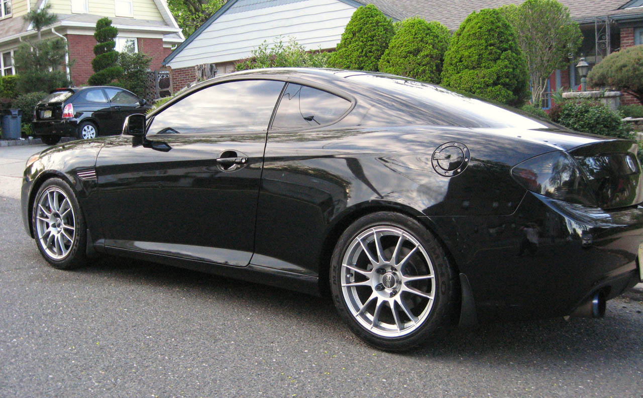 2008 Hyundai Tiburon Se 1 4 Mile Trap Speeds 0 60