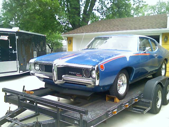 1969  Pontiac Tempest sedan picture, mods, upgrades