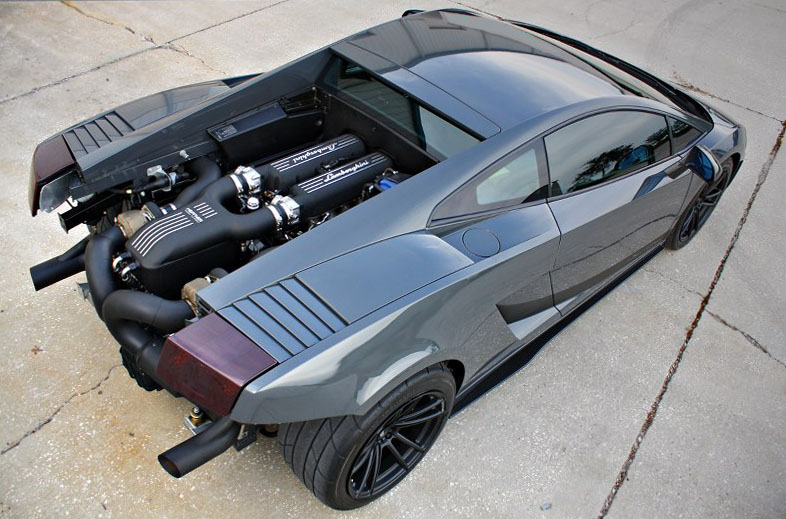 2008  Lamborghini Gallardo Superleggera Heffner Twin Turbo Elite picture, mods, upgrades