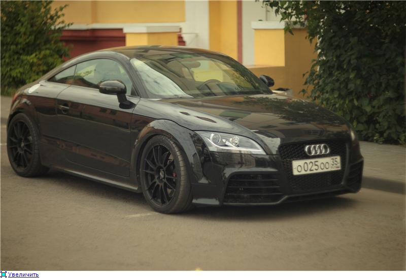 2007  Audi TT R picture, mods, upgrades