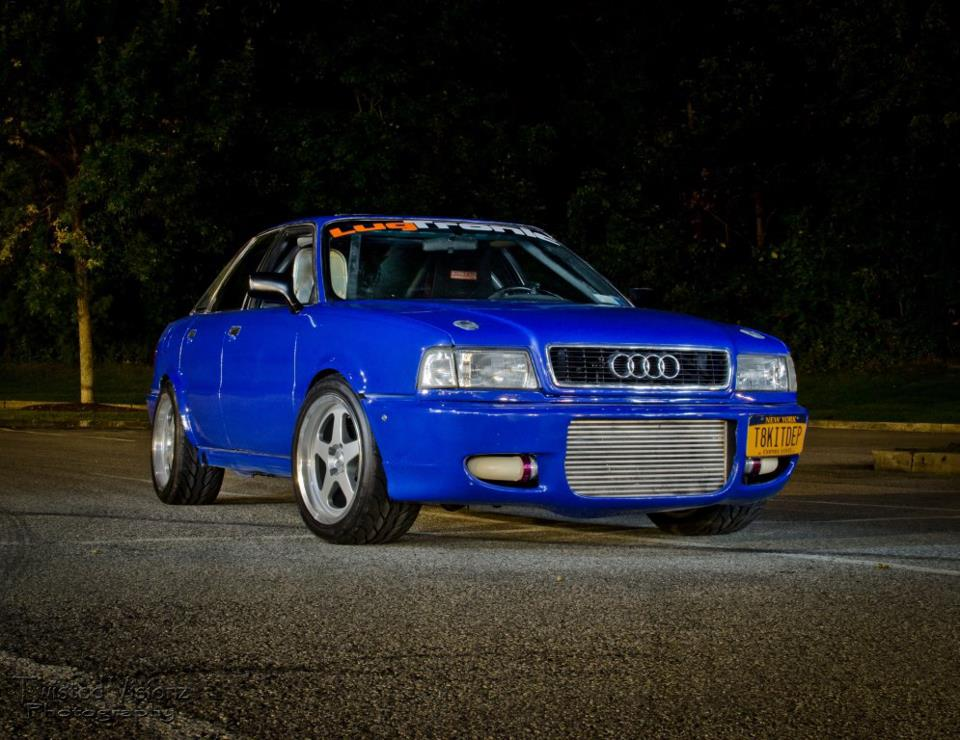 1990  Audi 90  picture, mods, upgrades