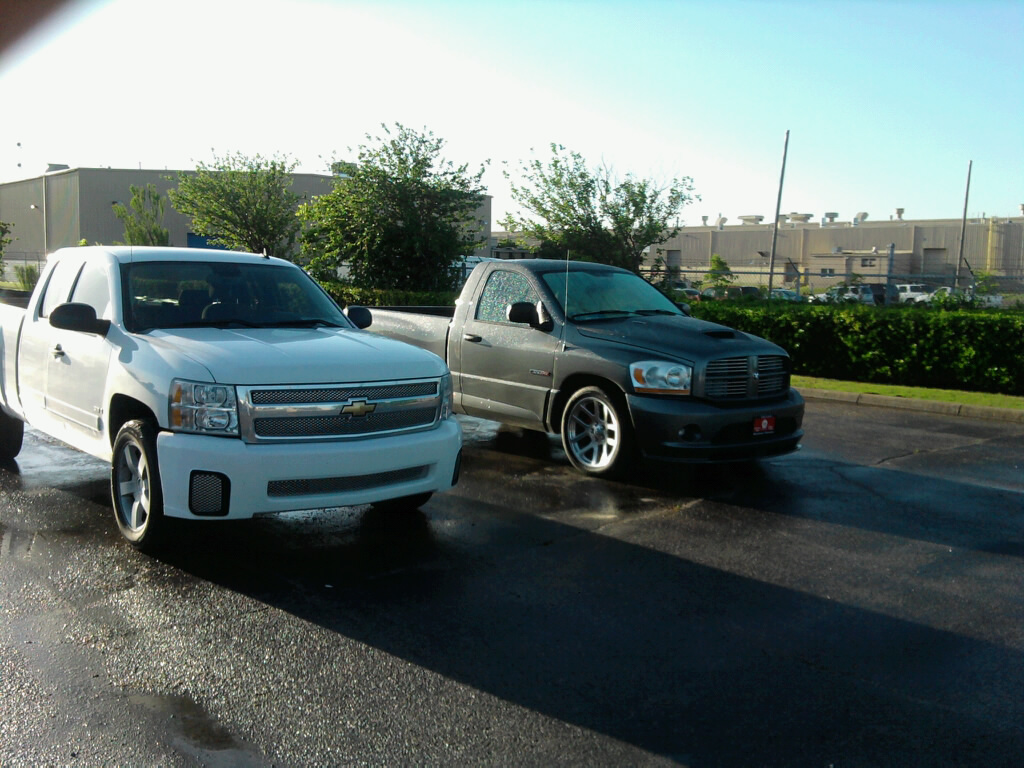 Summit White 2007 Chevrolet CK1500 Truck LS