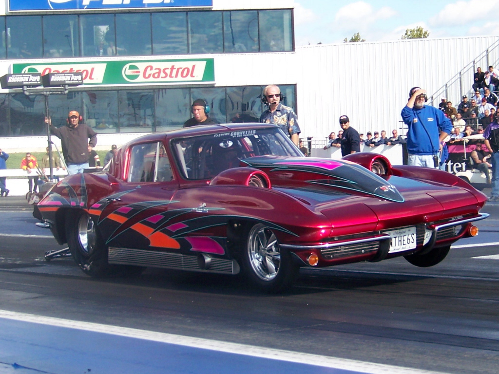 Custom 1963 Chevrolet Corvette Split Window Twin Turbo Pro Mod Street Legal