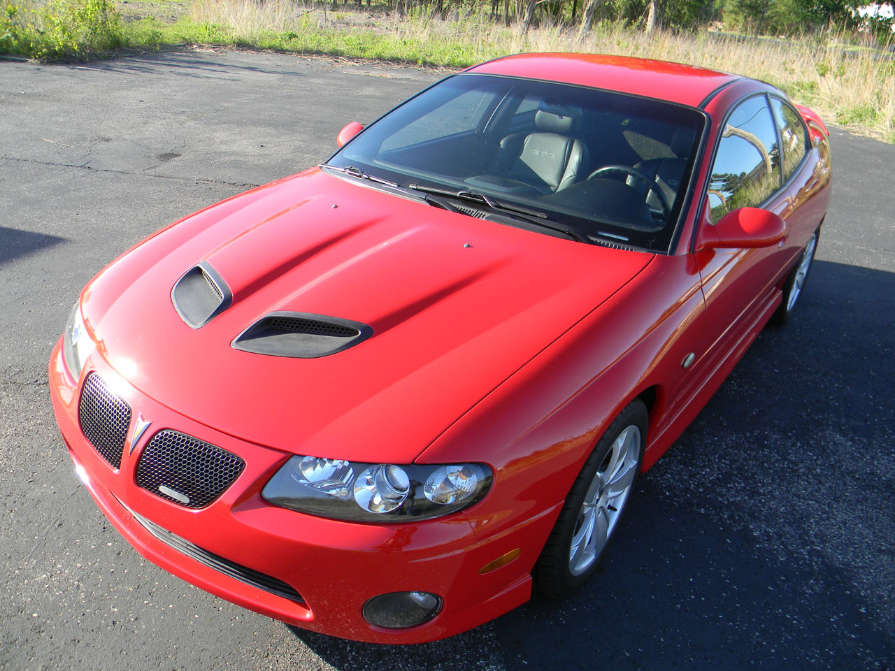 2005  Pontiac GTO  picture, mods, upgrades