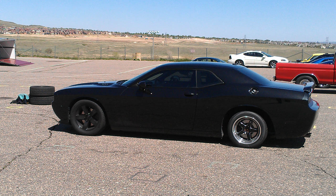 All Types challenger rt 0 60 : 2011 Dodge Challenger R/T 1/4 mile trap speeds 0-60 - DragTimes.com