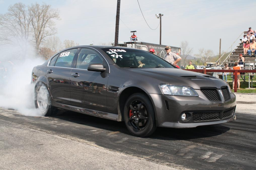 2008 Magnetic Gray Metallic Pontiac G8 GT picture, mods, upgrades