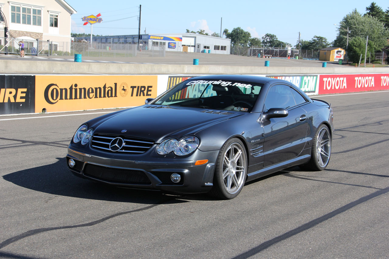 2008  Mercedes-Benz SL65 AMG  picture, mods, upgrades