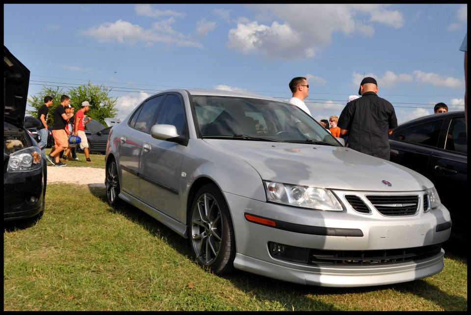 2007  Saab 9-3 Aero 2.8T picture, mods, upgrades