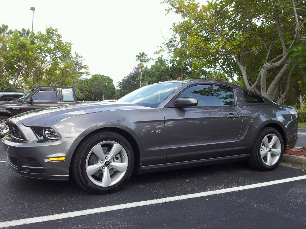 2013  Ford Mustang GT picture, mods, upgrades
