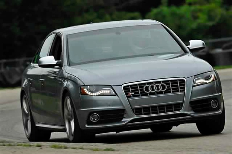 2011 Quartz Gray Audi S4 DSG STaSIS v2.0 tune picture, mods, upgrades