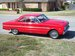 rangoon red 1963 Ford Falcon futura