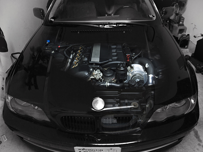 2001 BLK BMW 330Ci AA picture, mods, upgrades