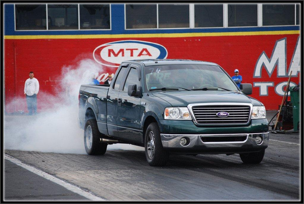 2007 Green Ford F150 XLT Extended Cab  picture, mods, upgrades