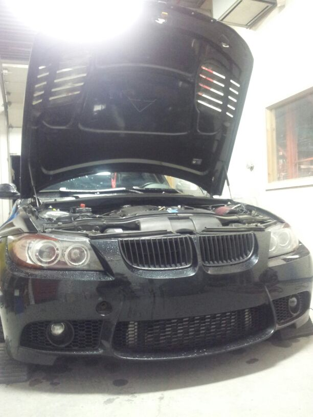 2008 BSM BMW 335i ProTUNING Freaks picture, mods, upgrades