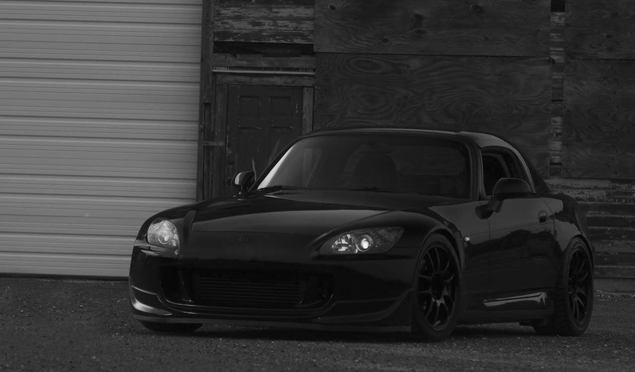 2004 Black Honda S2000 Garret GT35r picture, mods, upgrades