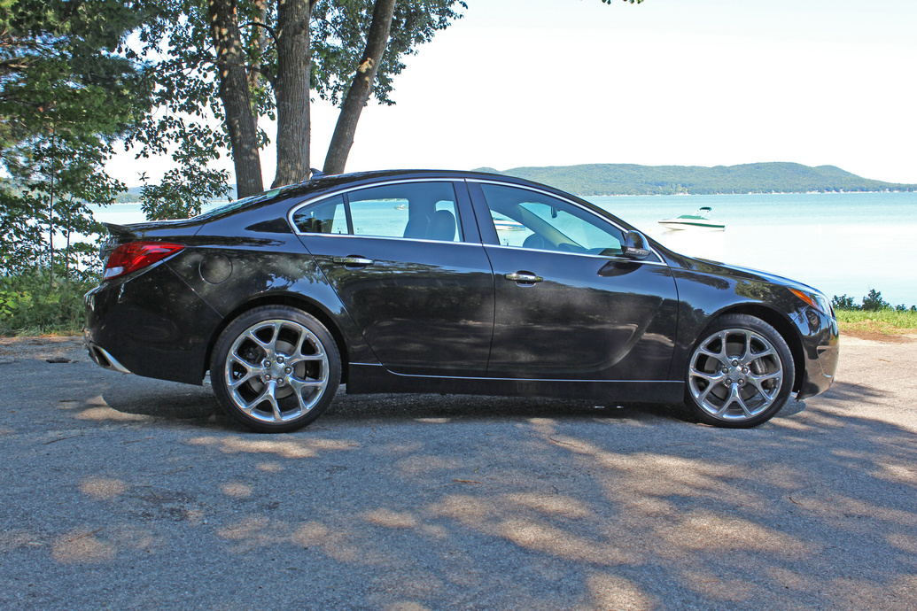 2012  Buick Regal GS picture, mods, upgrades