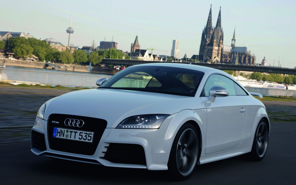 2012  Audi TT RS picture, mods, upgrades