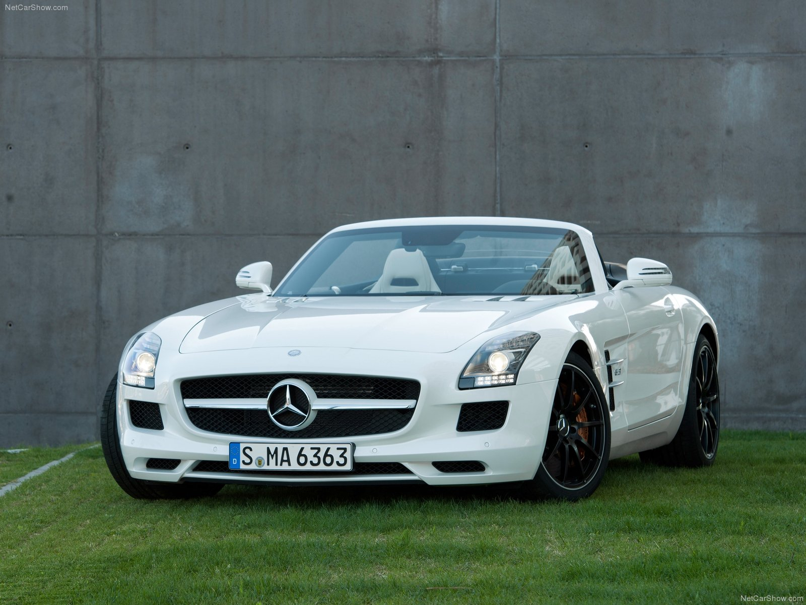 2012  Mercedes-Benz SLS AMG Roadster picture, mods, upgrades