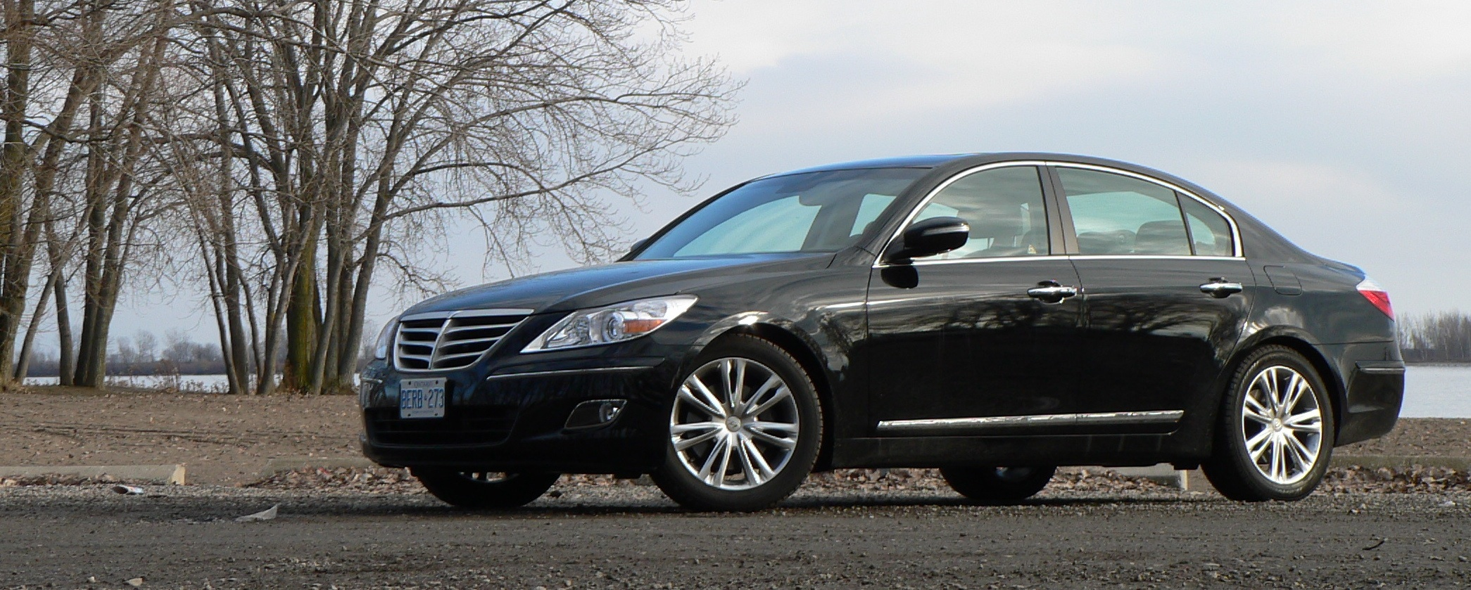 2009  Hyundai Genesis 4.6 picture, mods, upgrades