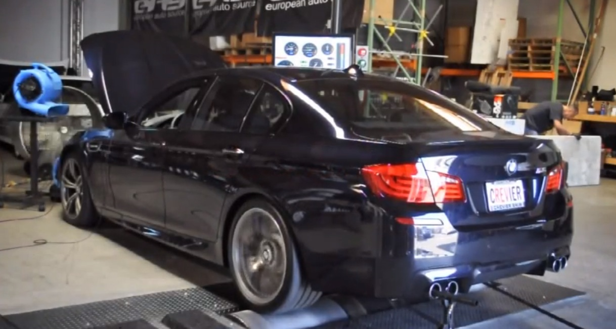 2013 Black BMW M5  picture, mods, upgrades