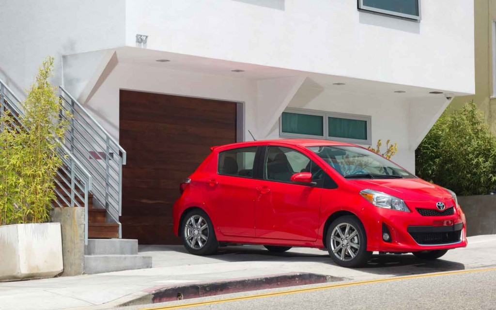 2012  Toyota Yaris SE picture, mods, upgrades