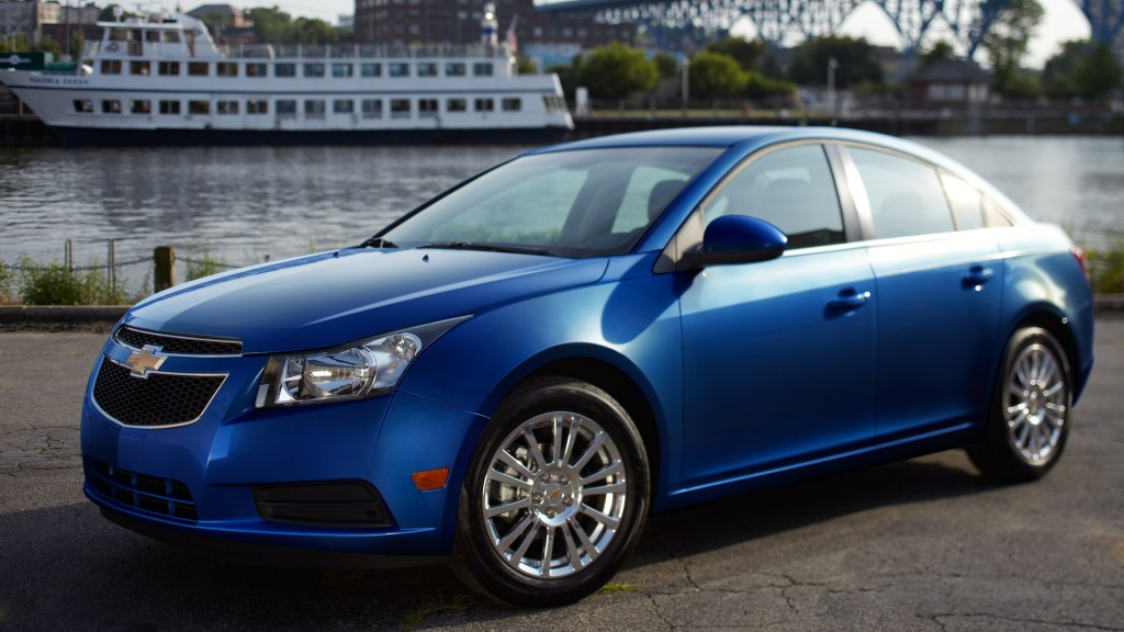2012  Chevrolet Cruze Eco picture, mods, upgrades