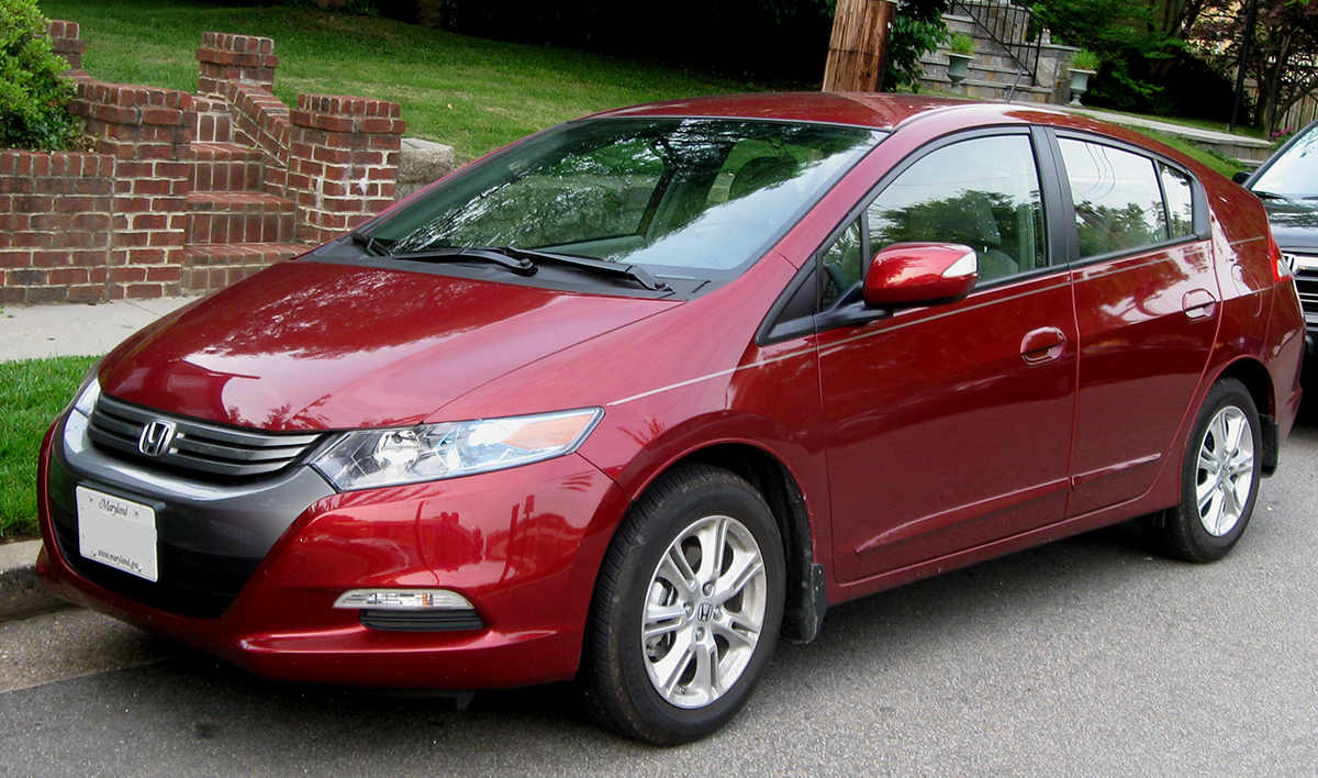 2010  Honda Insight EX picture, mods, upgrades