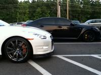 2013 White Nissan GT-R  picture, mods, upgrades