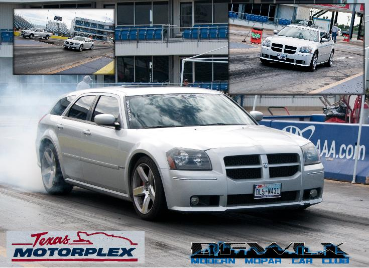 2006 Silver Dodge Magnum SRT8 picture, mods, upgrades