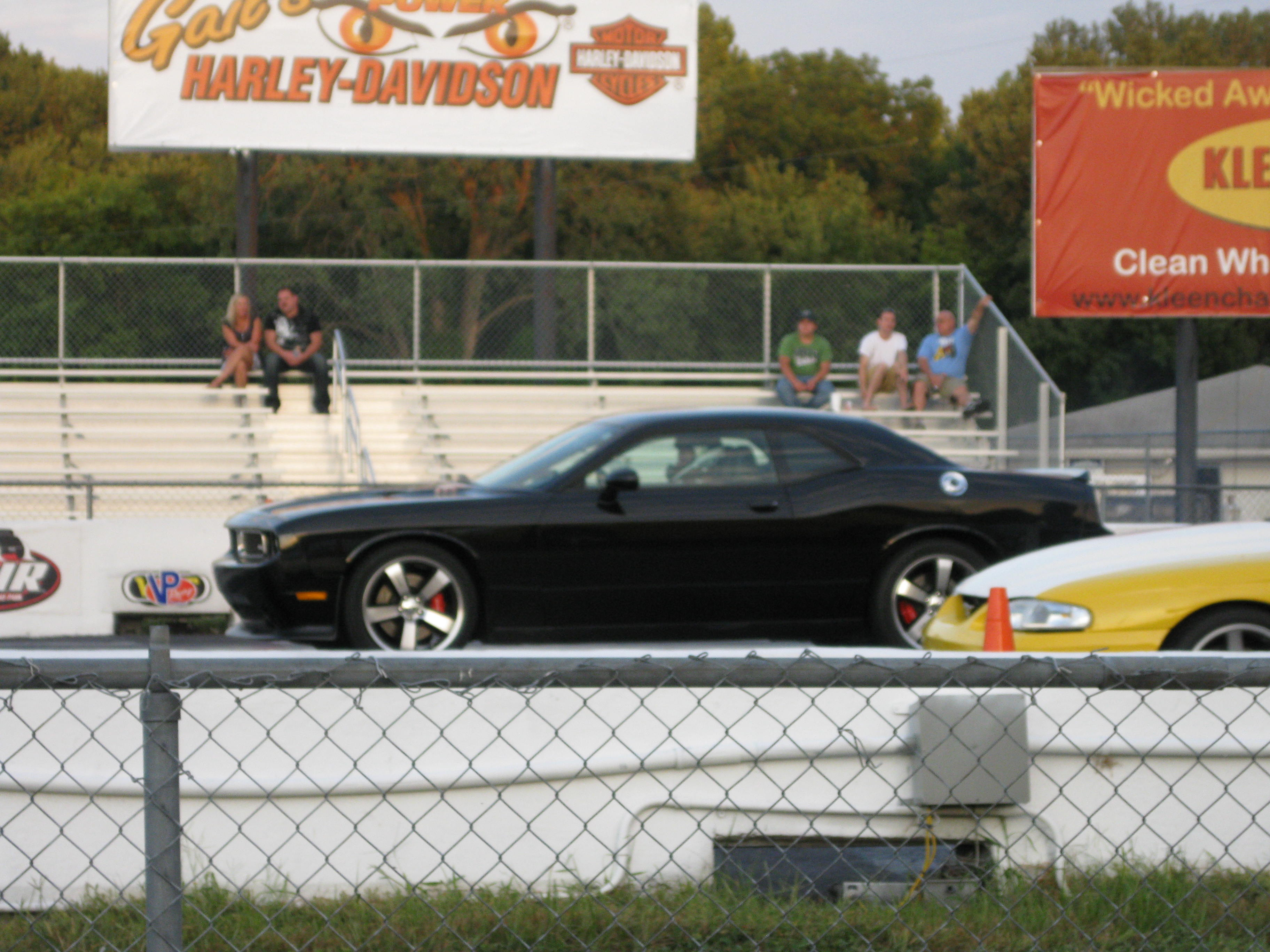 2011 black Dodge Challenger SRT8  picture, mods, upgrades