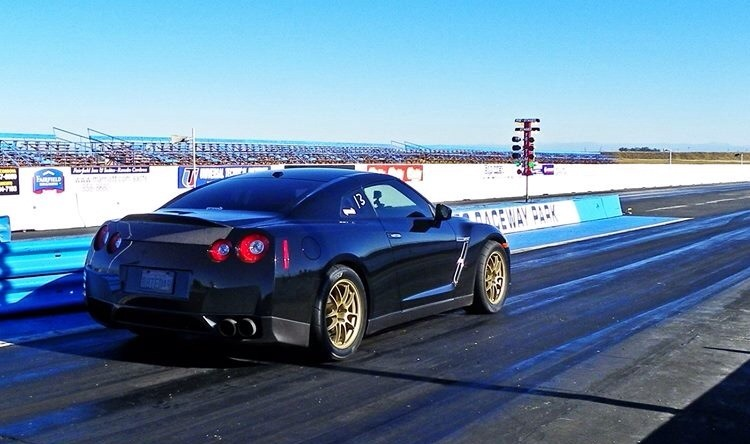 2009 Obsidian Black Nissan GT-R Premium picture, mods, upgrades