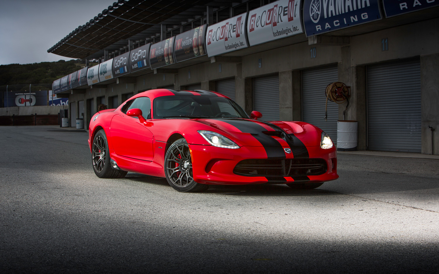 2013 SRT Viper Track Package