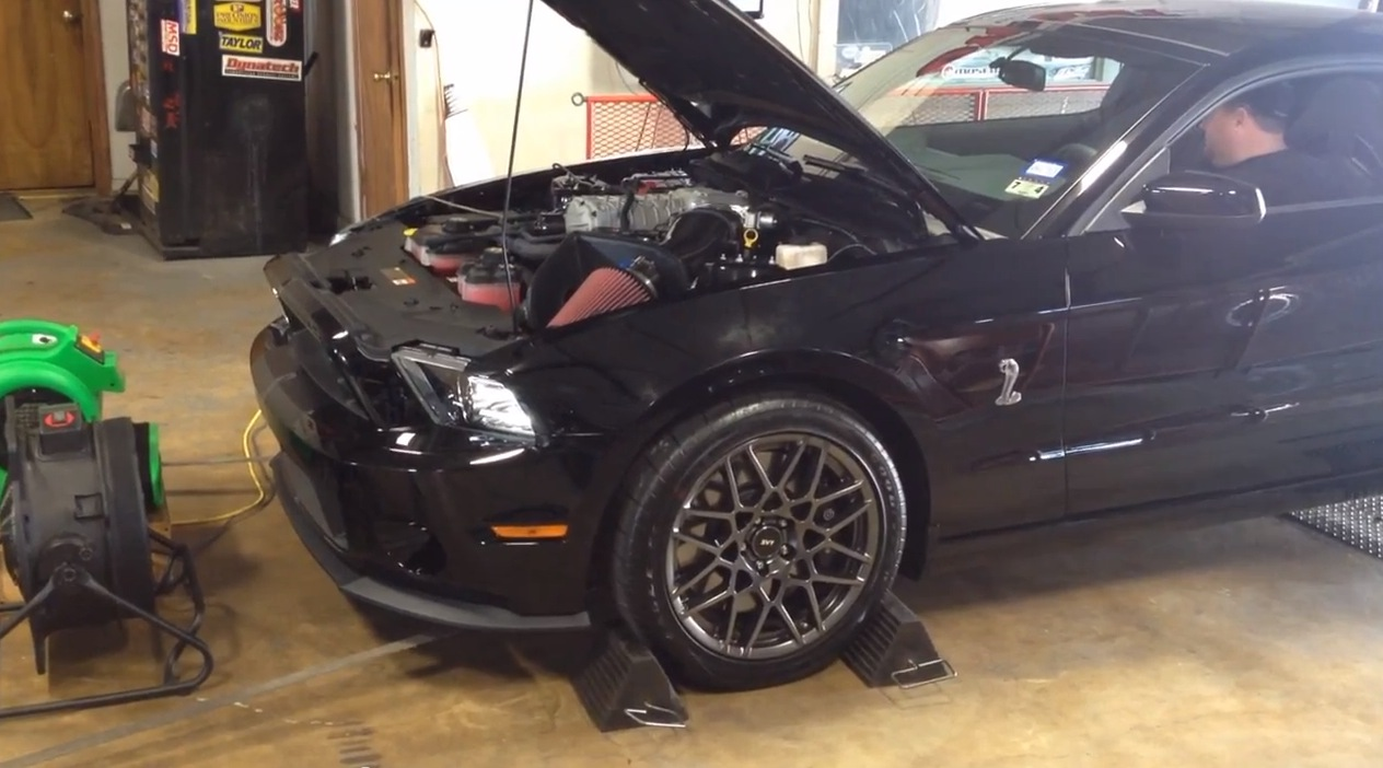 2013 Black Ford Mustang Shelby-GT500  picture, mods, upgrades