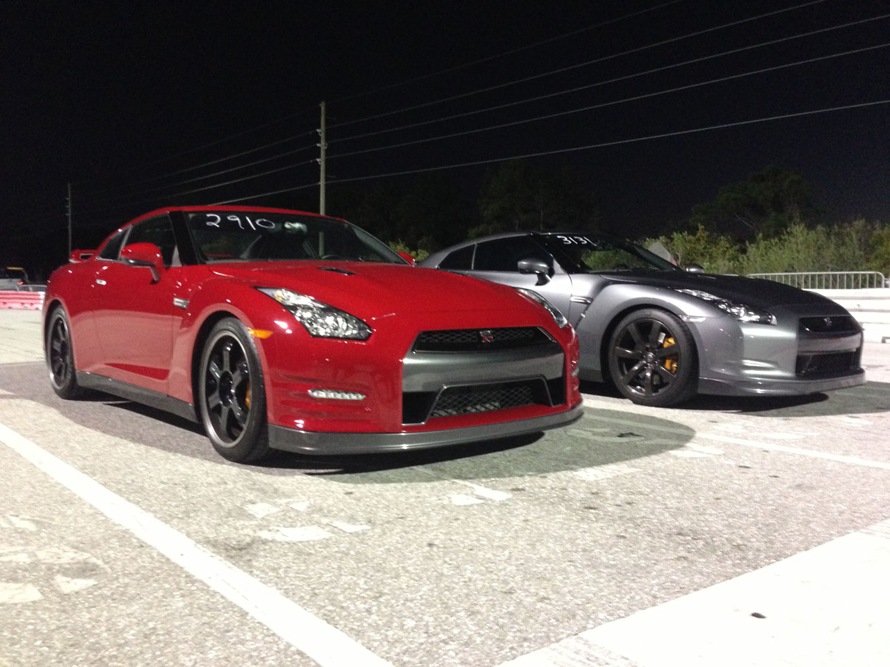 2013 Solid Red Nissan GT-R AAM Midpipe HPLogic Tune picture, mods, upgrades