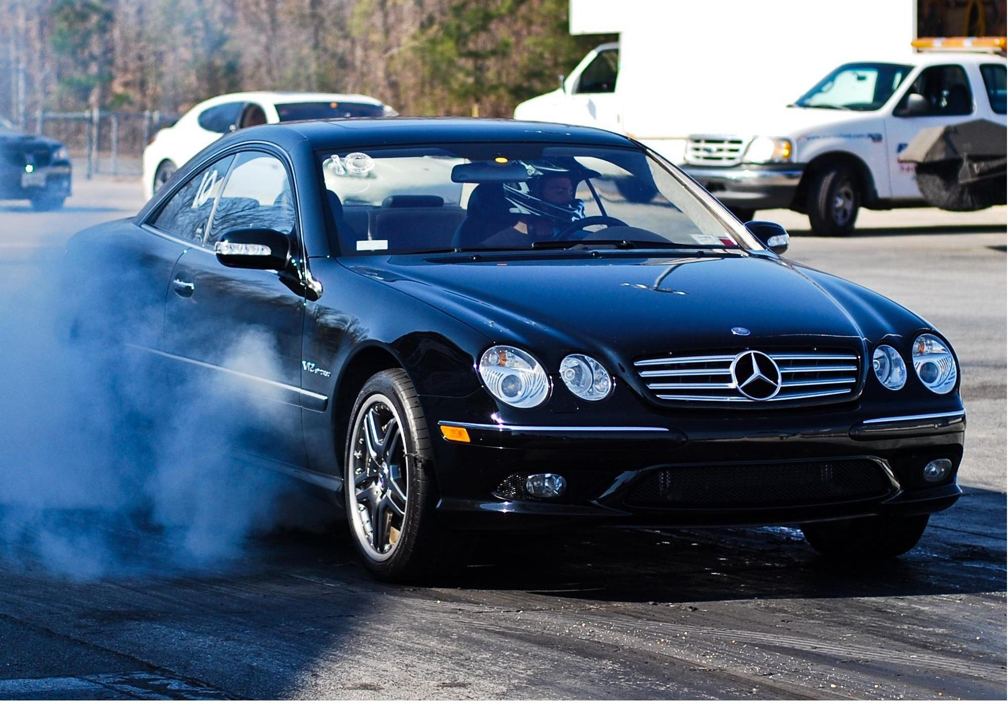 2005  Mercedes-Benz CL65 AMG  picture, mods, upgrades