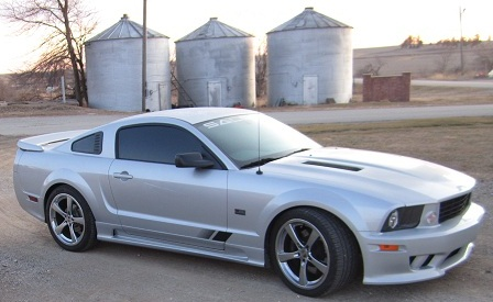 2006 Satin Silver  Saleen S281 SC Coupe picture, mods, upgrades