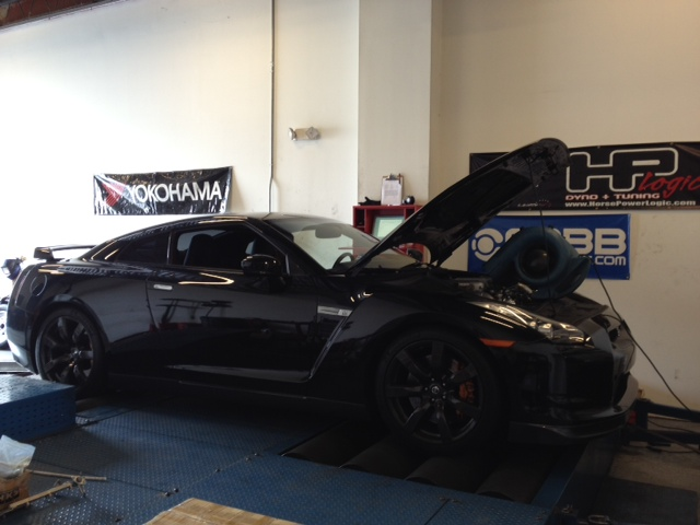 2010 Black Nissan GT-R  picture, mods, upgrades