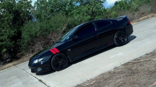 2004  Pontiac GTO  picture, mods, upgrades