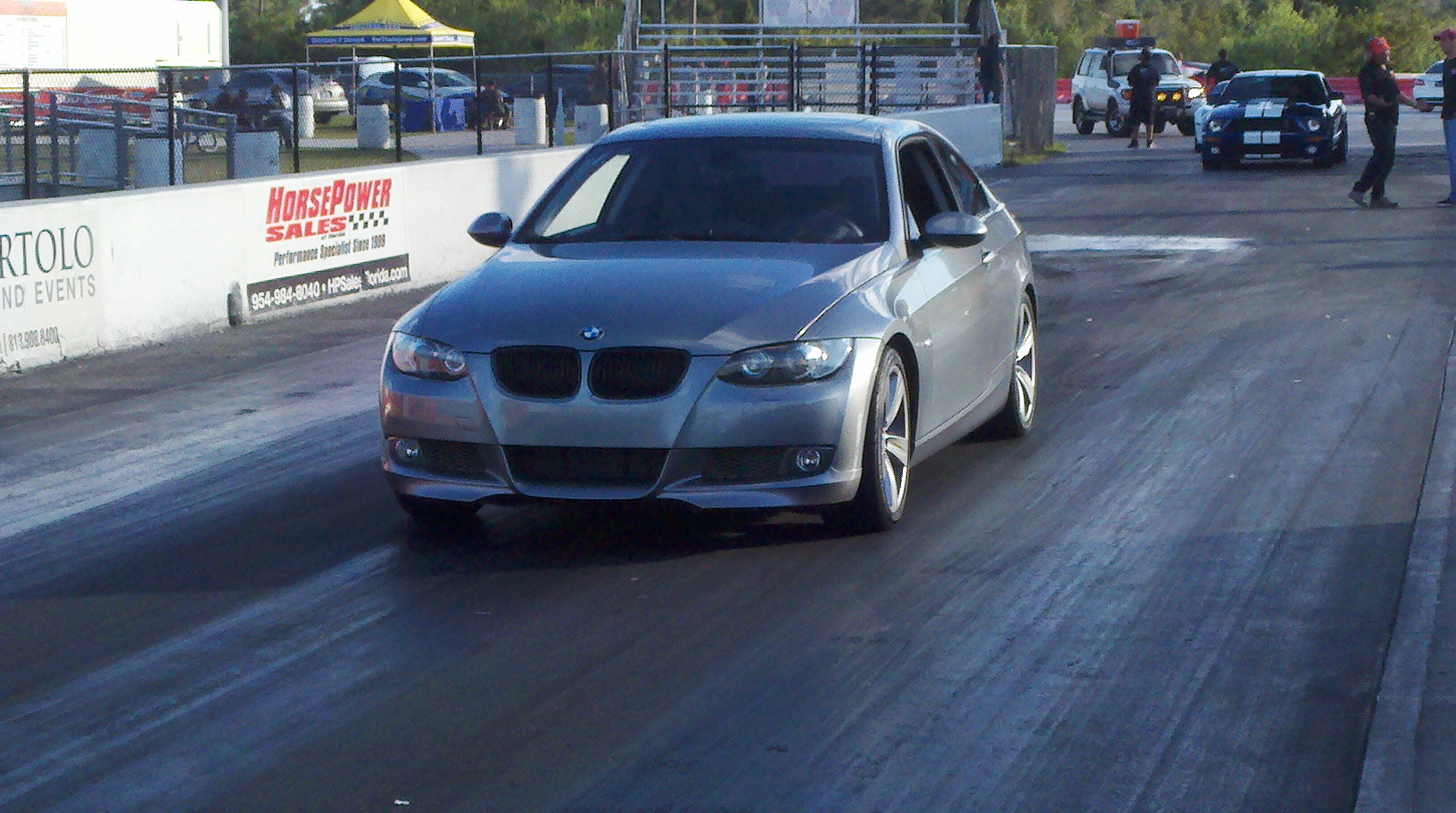 2009 Space Gray BMW 335i Coupe picture, mods, upgrades