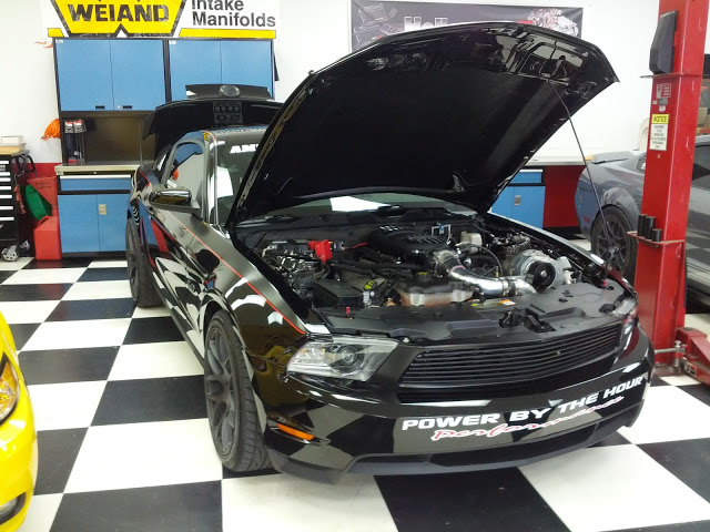 2011 Black Ford Mustang GT picture, mods, upgrades