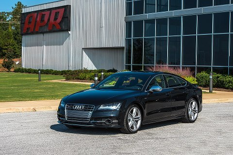 2013 Black Audi S7 C7 4.0 TFSI picture, mods, upgrades