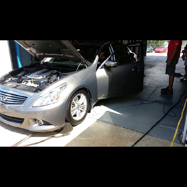 2010 Smoky Quartz Infiniti G37 Base picture, mods, upgrades