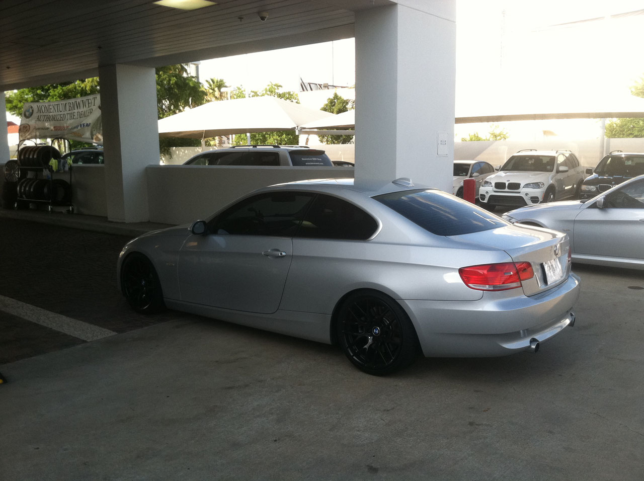 2008  BMW 335i  picture, mods, upgrades